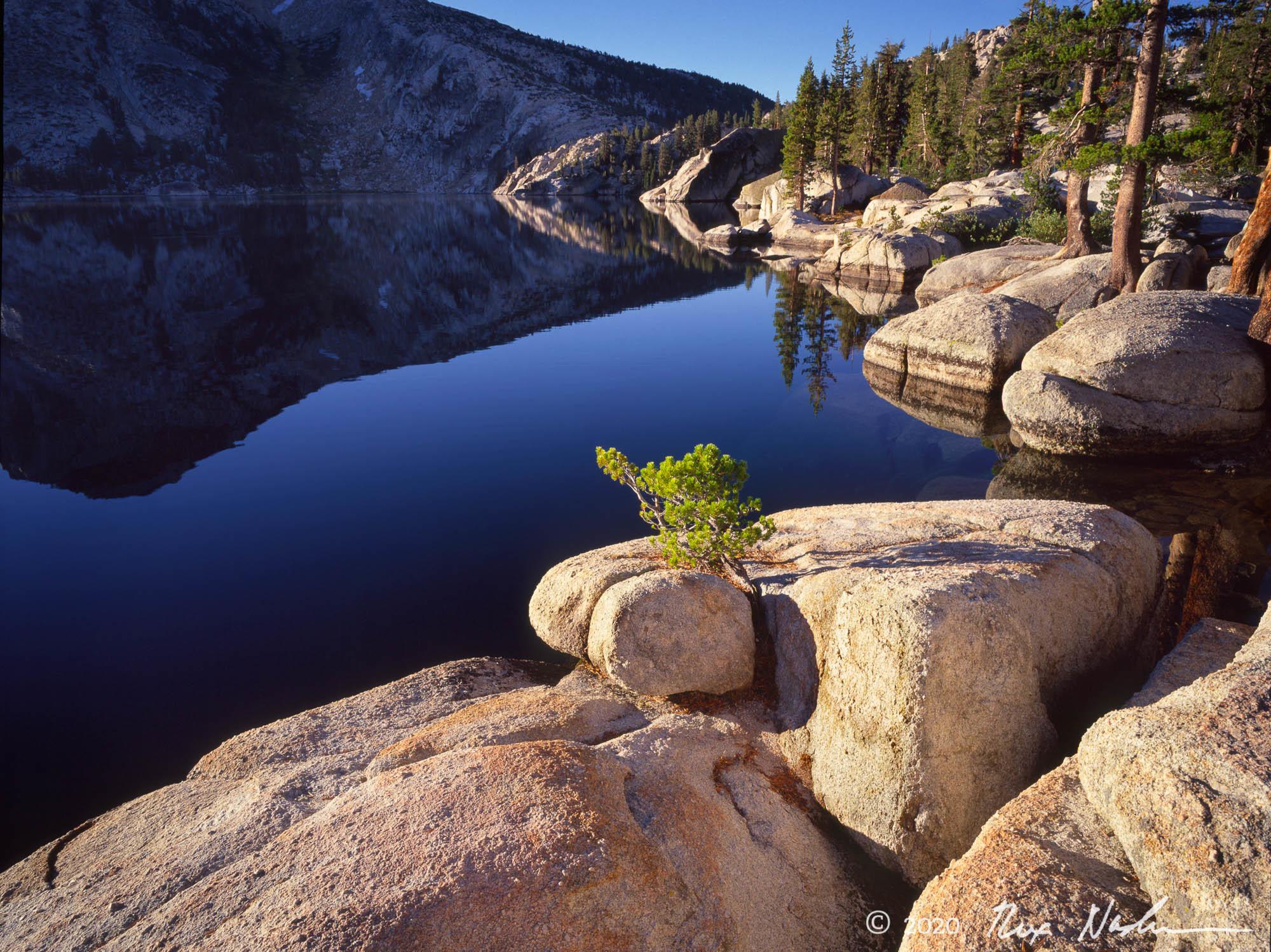 Deep  Blue - Sierra Crest