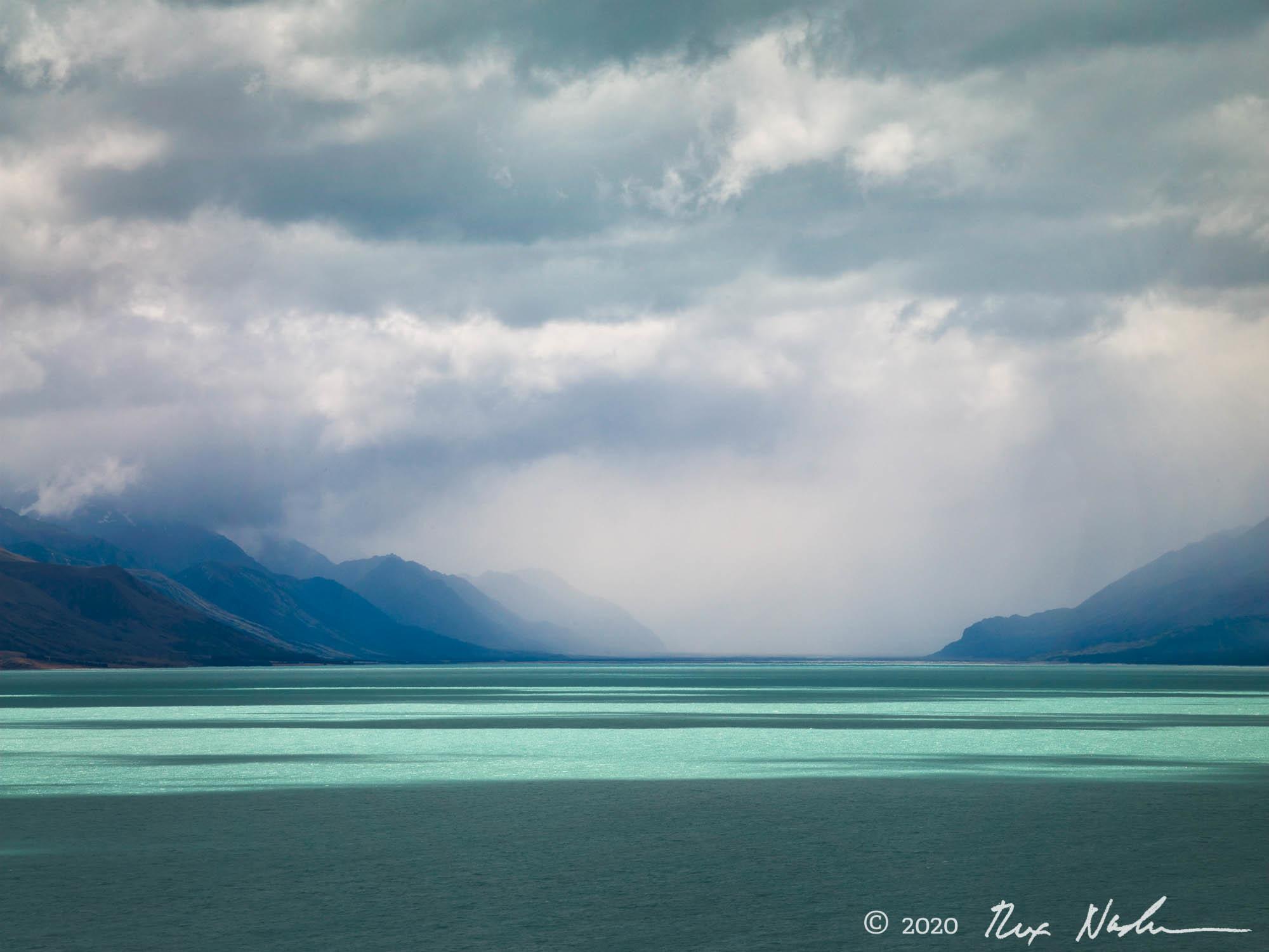 Storm, Lake Tekapo - South Island, New Zealand