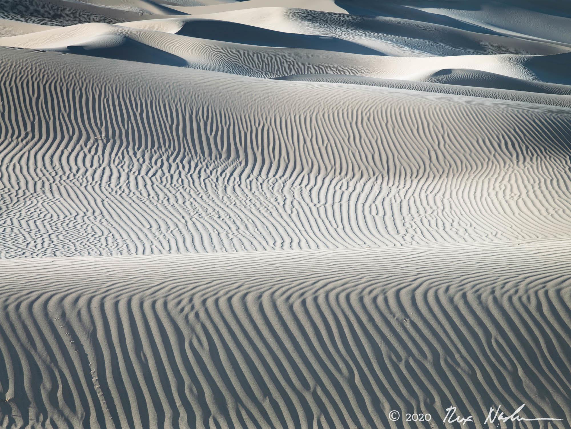 Dislocations - Death Valley