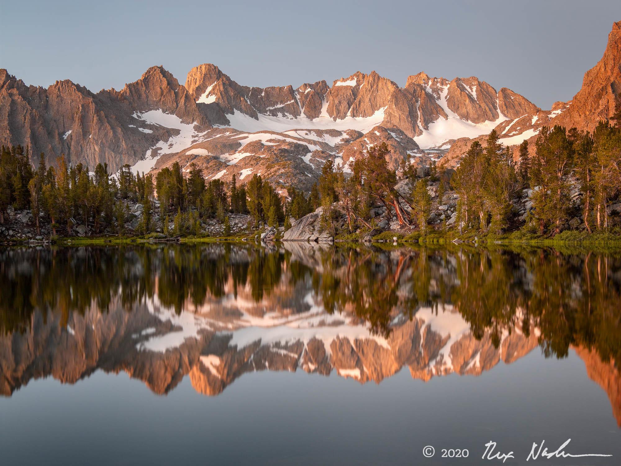 Palisades - High Sierra