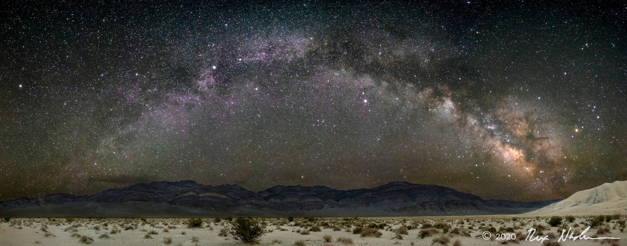 Dark Matter - Death Valley