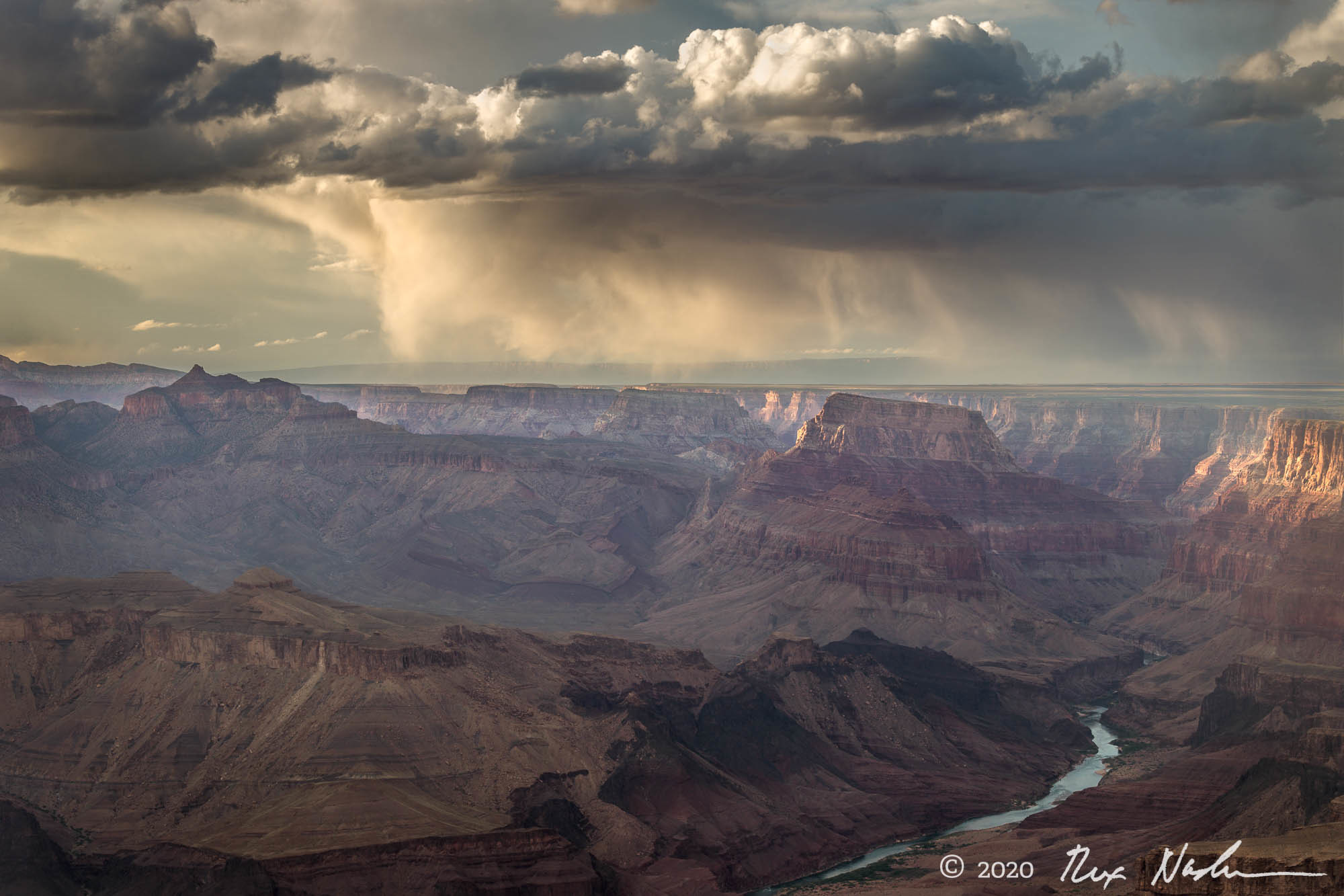 Convection - South Rim