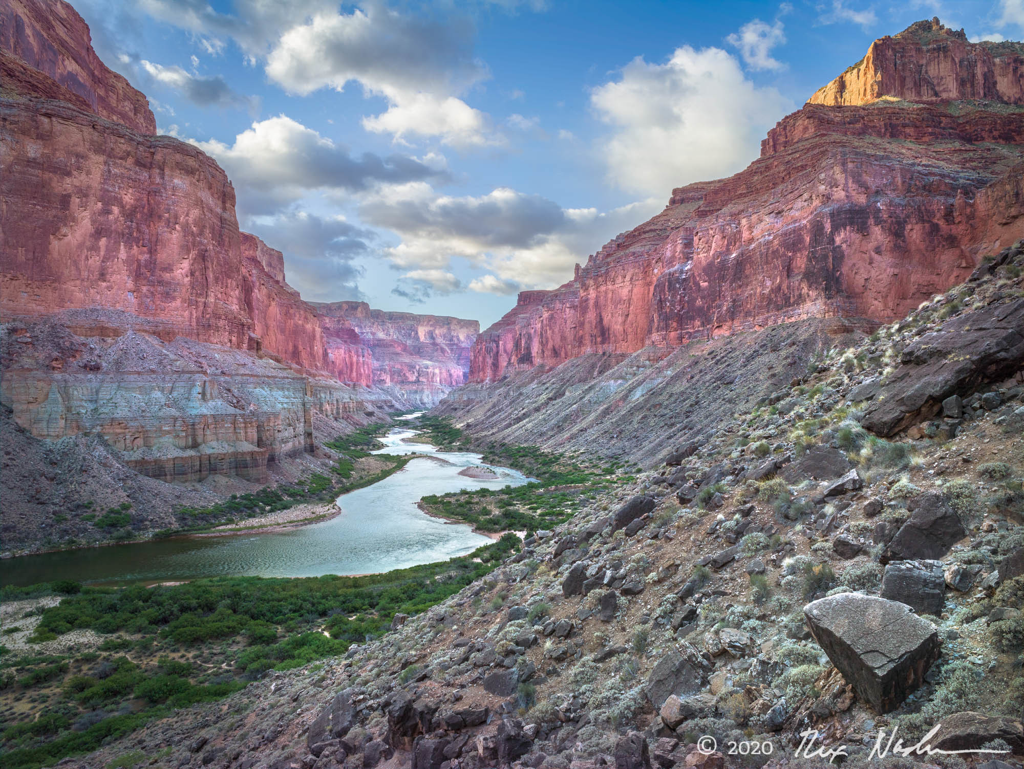 Of Time and the River - Colorado River
