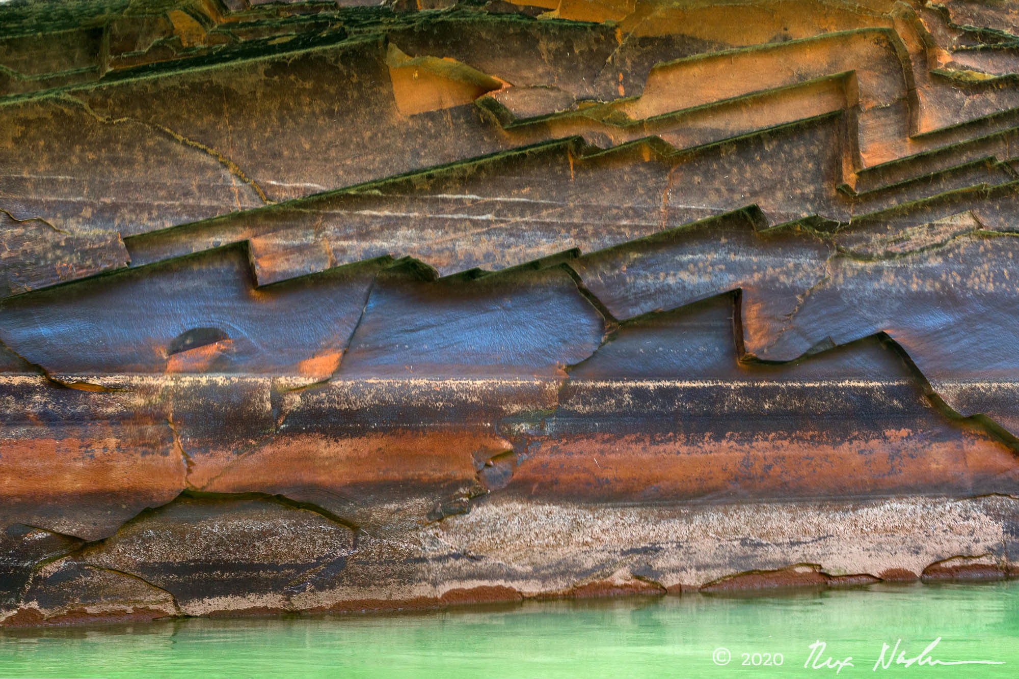 Metallic - Colorado River