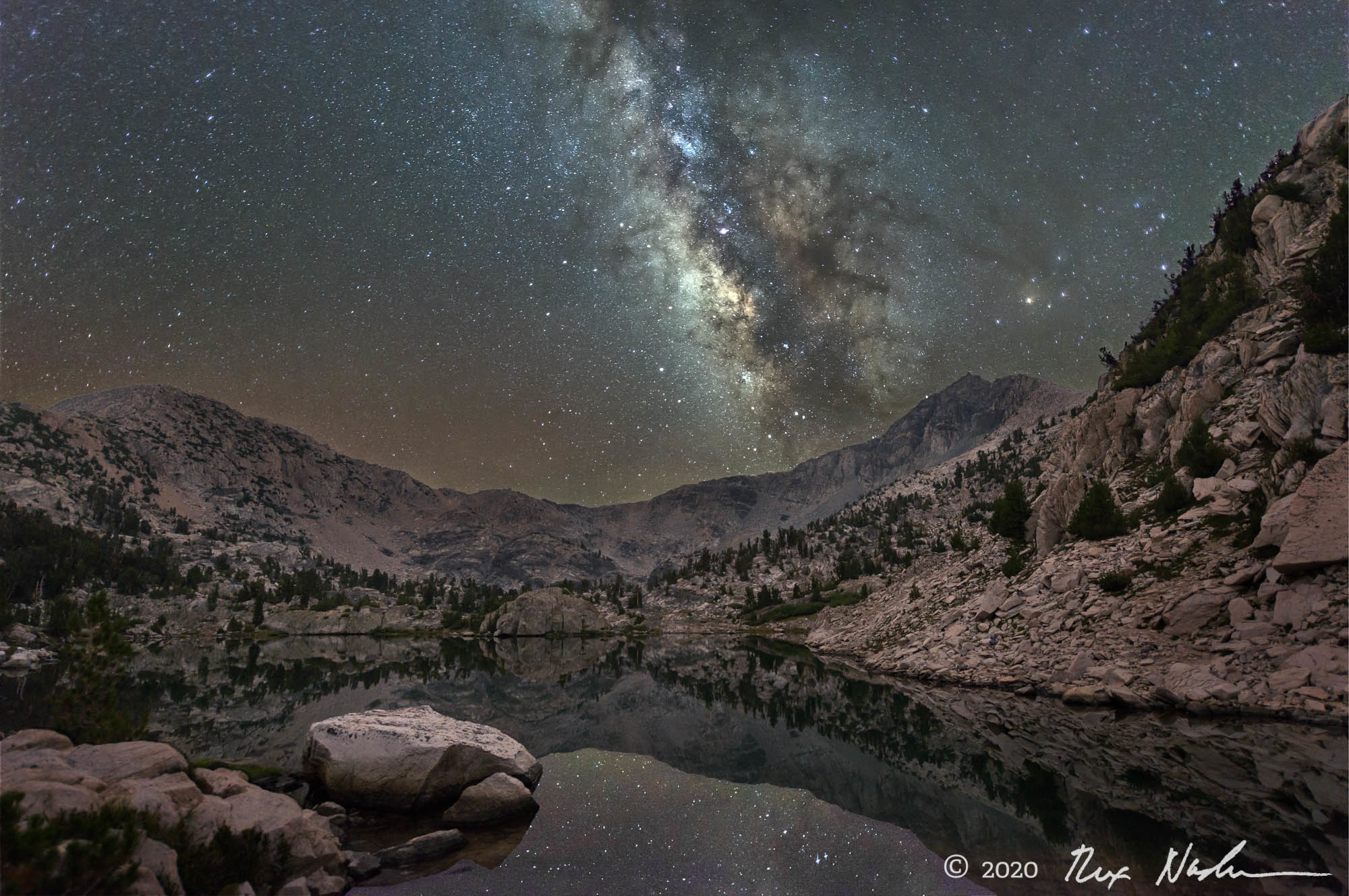 Received Wisdom - High Sierra