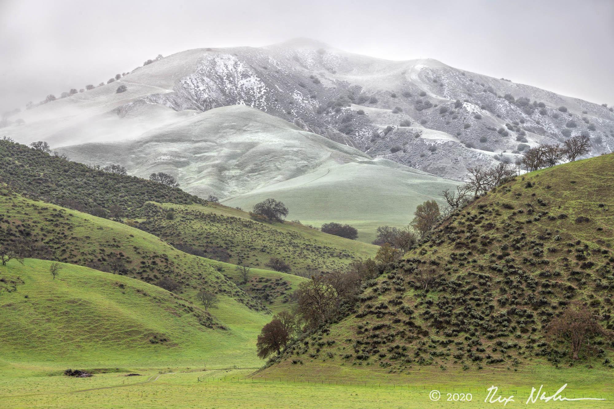 High Range - San Benito County