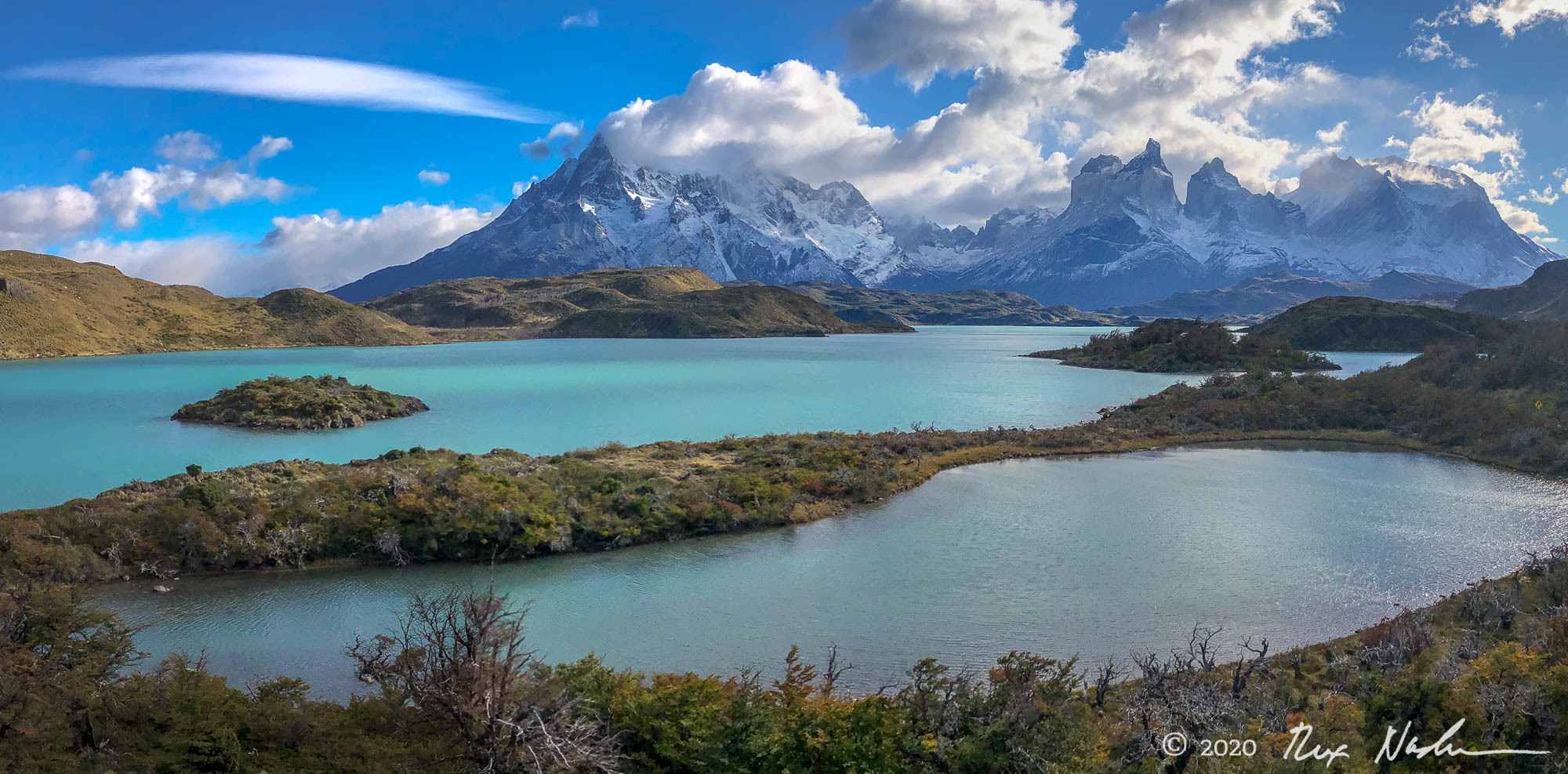 Saucer - Torres del Paine NP, Chile