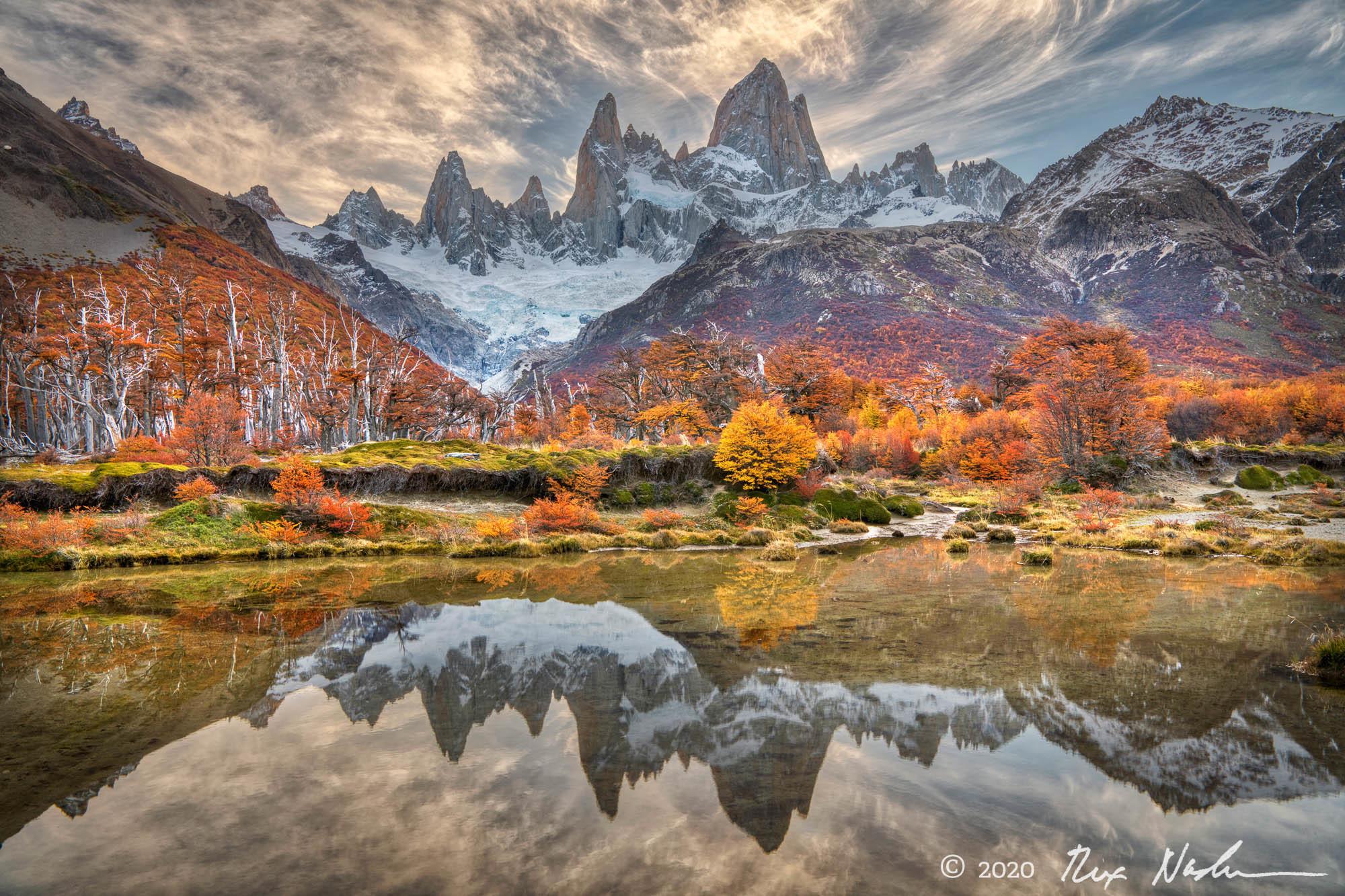 Austral Fall - Near El Chalten, Argentina
