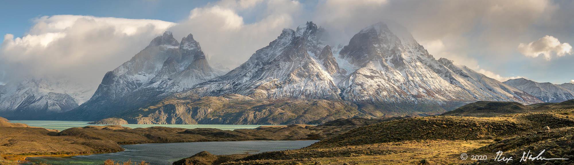 Del Paine - Torres del Paine NP, Chile
