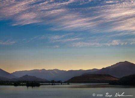 Dawn, Lake Wanaka
