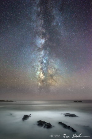 Galaxy with Tiara